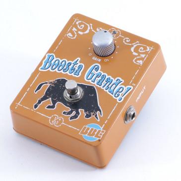 BBE Boosta Grande Boost Guitar Effects Pedal P-05840
