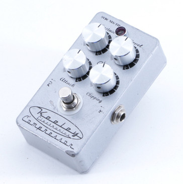 Keeley C4 Compressor Guitar Effects Pedal P-05838