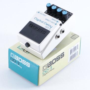 Boss DD-3 Digital Delay Guitar Effects Pedal w/ Box P-05835