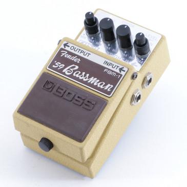 Boss FBM-1 Fender '59 Bassman Overdrive Guitar Effects Pedal P-05832