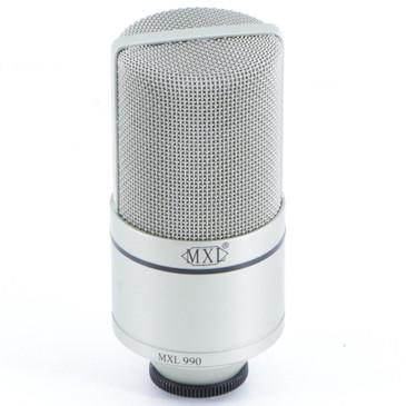 MXL 990 Condenser Cardioid Microphone MC-2761