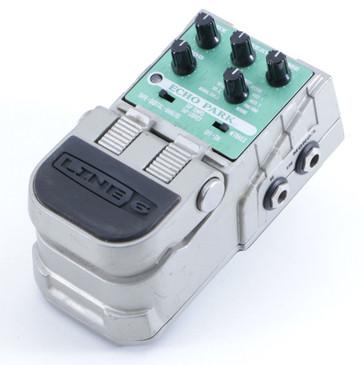 Line 6 Echo Park Guitar Effects Pedal P-05864