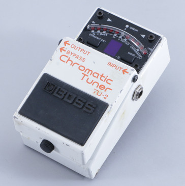 Boss TU-2 Chromatic Tuner Guitar Effects Pedal P-05849