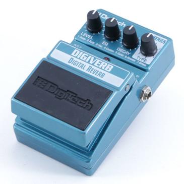 Digitech Digiverb Reverb Guitar Effects Pedal P-05858