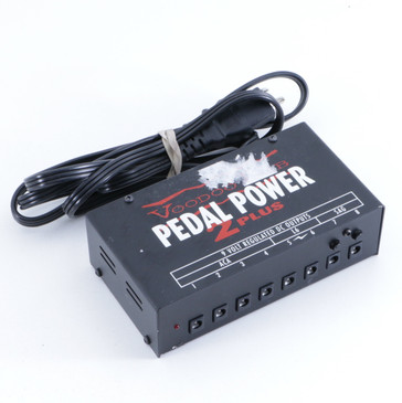 Voodoo Lab Pedal Power 2 Plus Guitar Effects Power Supply P-05866