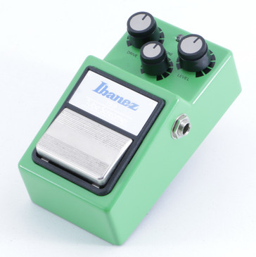 Ibanez TS9 Tube Screamer (JRC Chip) Overdrive Guitar Effects Pedal P-05860
