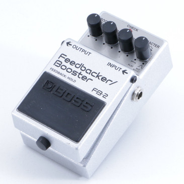 Boss FB-2 Feedbacker / Booster Guitar Effects Pedal P-05851
