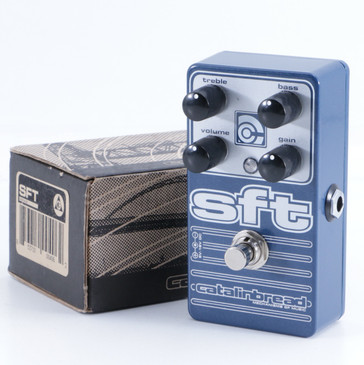 Catalinbread SFT Overdrive Guitar Effects Pedal w/ Box P-05854
