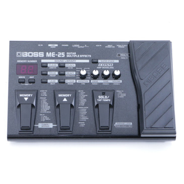 Boss ME-25 Multi-Effects Pedal P-05874