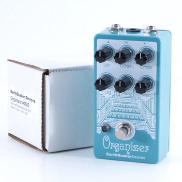 Earthquaker Devices Organizer Organ Emulator Guitar Effects Pedal w/ Box P-05853