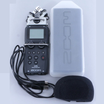 Zoom H5 Handy Recorder OS-8079