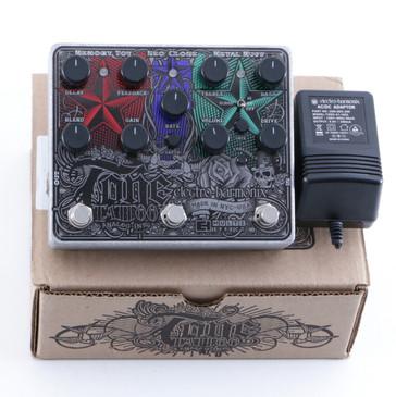 Electro-Harmonix Tone Tattoo Guitar Multi-Effects Pedal & Power Supply P-05892