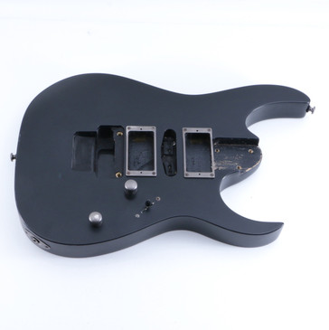 2009 Ibanez RG5EX1 Flat Black Basswood Guitar Body BD-5145
