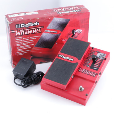 Digitech Whammy 4 Pitch Shifter Guitar Effects Pedal P-05896