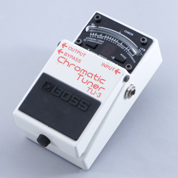 Boss TU-3 Chromatic Tuner Guitar Effects Pedal P-05879
