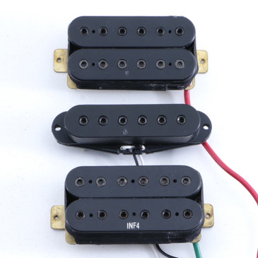 Ibanez INF4, INFS3 & INF3 Set HSH Guitar Pickup PU-9365