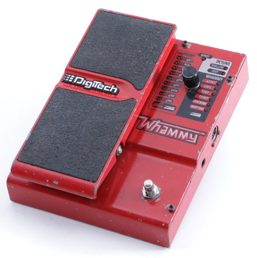 Digitech Whammy 4 Pitch Shifter Guitar Effects Pedal *No Power Supply* P-05912