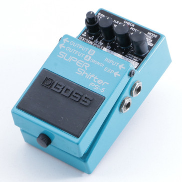 Boss PS-5 Super Shifter Pitch Shifter Guitar Effects Pedal P-05902