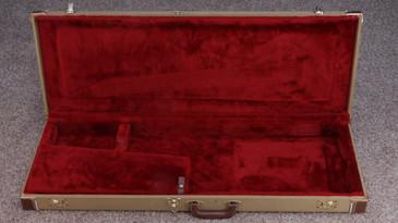 Road Runner Molded Guitar Hardshell Case CS-2411