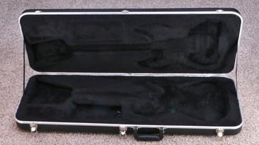 Jackson Molded Guitar Hardshell Case CS-2408