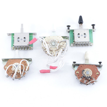 (5) Assorted Electronics Switches OS-8124
