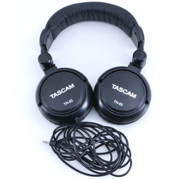 Tascam TH-02 Headphones OS-8151