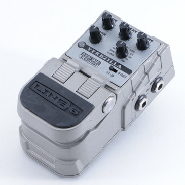 Line 6 Verbzilla Reverb Guitar Effects Pedal P-06024