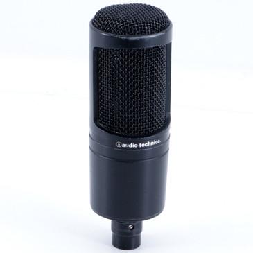 Audio-Technica AT2020 Condenser Cardioid Microphone MC-2803