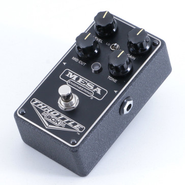 Mesa Throttle Box Overdrive Guitar Effects Pedal P-06054