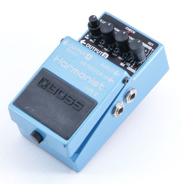 Boss HR-2 Harmonist Pitch Shifter Guitar Effects Pedal P-06083