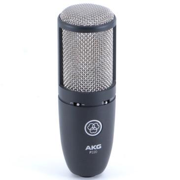 AKG P220 Condenser Cardioid Microphone MC-2823