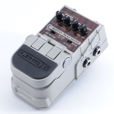 Line 6 Roto-Machine Rotary Guitar Effects Pedal P-06106