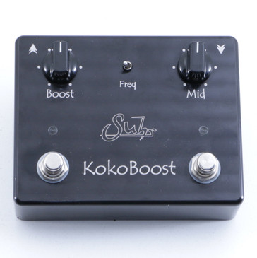 Suhr Koko Boost Guitar Effects Pedal P-06112