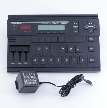 Digitech VHM5 Vocalist Vocal Harmony Processor & Power Supply P-06163