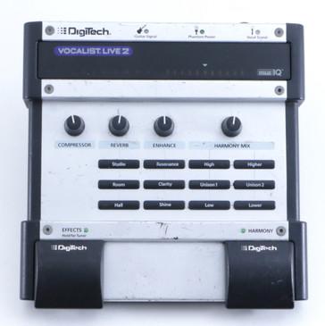 Digitech Vocalist Live 2 Vocal Multi-Effects P-06157