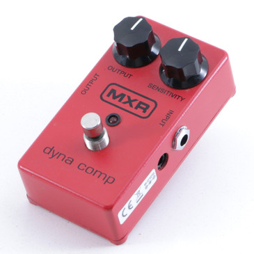 MXR M102 Dyna Comp Compressor Guitar Effects Pedal P-06178