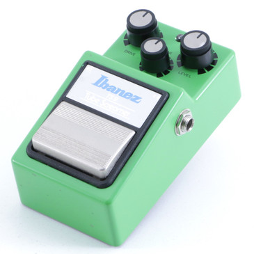 Ibanez TS9 Tube Screamer Overdrive Guitar Effects Pedal P-06171