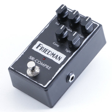 Friedman Sir-Compre Overdrive Guitar Effects Pedal P-06173