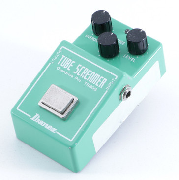 Ibanez TS808 Tube Screamer Pro Overdrive Guitar Effects Pedal P-06207