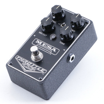 Mesa Throttle Box Overdrive Guitar Effects Pedal P-06231