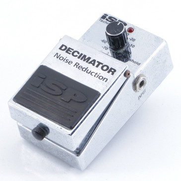 iSP Decimator Noise Gate Guitar Effects Pedal P-06253