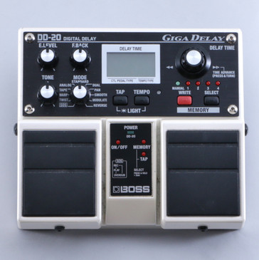 Boss DD-20 Giga Delay Guitar Effects Pedal P-06262