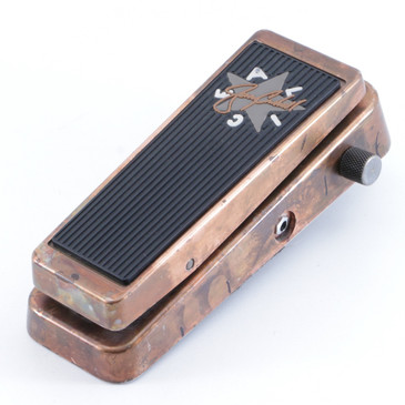 Dunlop JC95 Jerry Cantrell Cry Baby Wah Guitar Effects Pedal P-06304