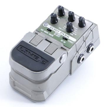 Line 6 Echo Park Delay Guitar Effects Pedal P-06296