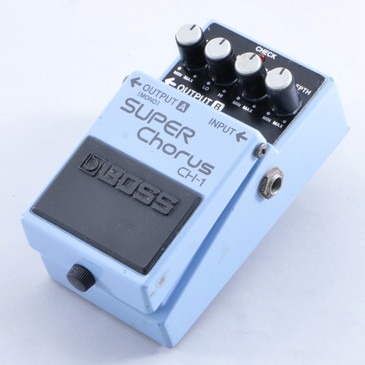 Boss CH-1 Super Chorus  Guitar Effects Pedal P-06310