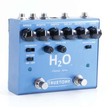 TrueTone H2O Chorus - Echo Guitar Effects Pedal P-06318