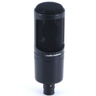 Audio-Technica AT2020 Condenser Cardioid Microphone MC-2865