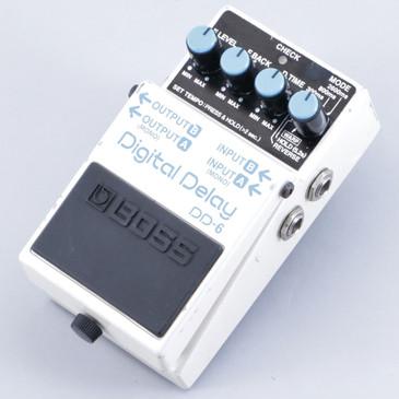 Boss DD-6 Digital Delay  Guitar Effects Pedal P-06331