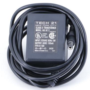 Tech 21 DC-2 9V DC Power Supply OS-8224