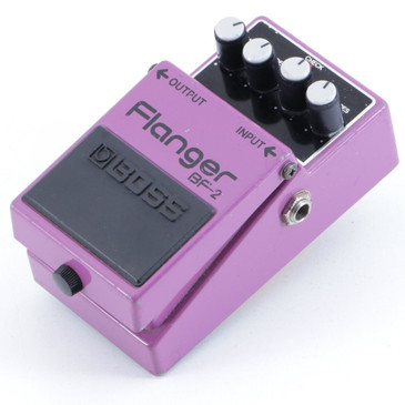 Boss BF-2 Flanger Guitar Effects Pedal P-06339